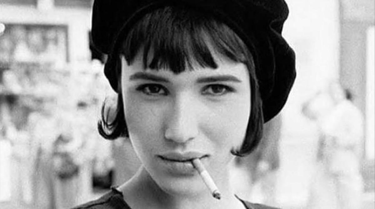 Una imagen de archivo de la modelo Amanda Cazalet.