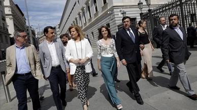 'Pressing' a Rajoy