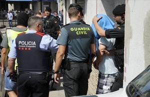 La Policia i la Guàrdia Civil van veure una col·laboració nul·la dels Mossos després del 17-A