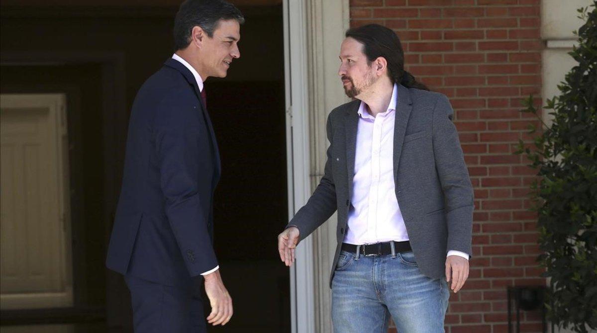 Sánchez busca deixar Iglesias sense marge de maniobra