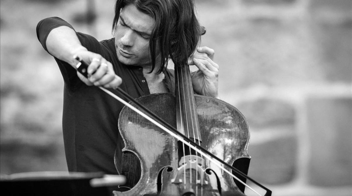 El estelar violonchelistaGautier Capuçon.