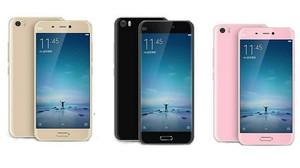 El Xiaomi Mi5, en varias presentaciones.