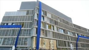El Centre Fòrum de salud de Barcelona.
