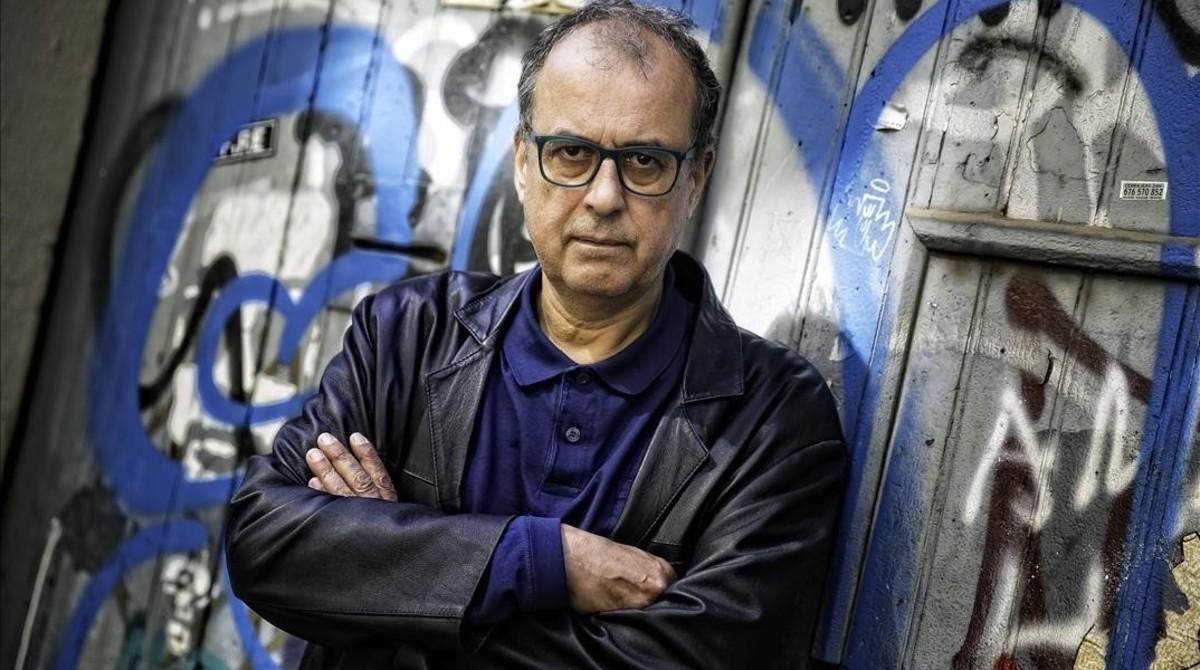 El artista Antoni Abad, autor de la 'La Venezia che non si vede', el proyecto del Pabellón Catalán para la Bienal de Venecia.