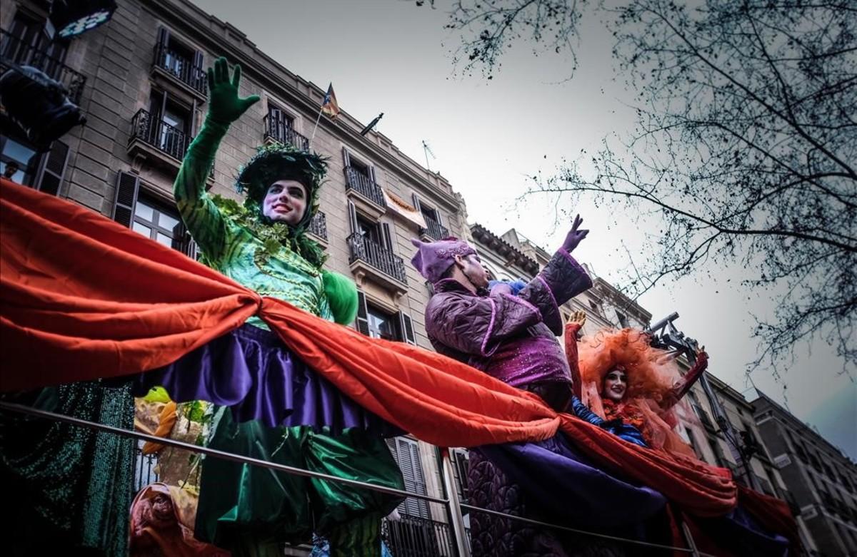 Què pots fer per Carnaval amb nens