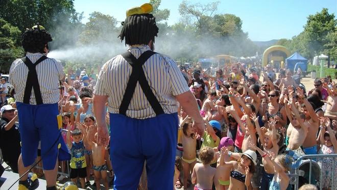 La Tamborinada: fiesta infantil a lo grande