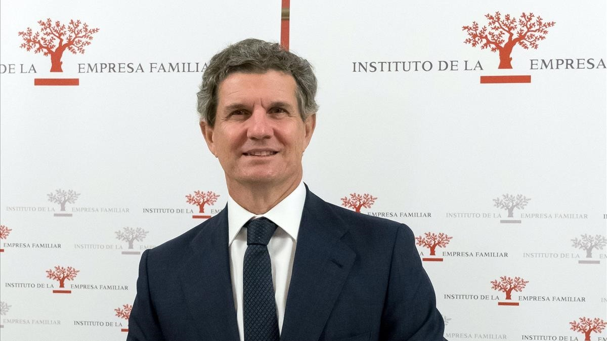 Francisco J. Riberas, presidente del Instituto de la Empresa Familiar.