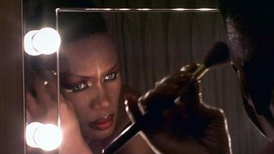Un fotograma del documental Grace Jones – Blodlight and Bami.