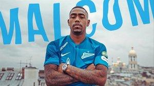 Malcom Oliveira, nueva estrella del Zenit de San Petersburgo.