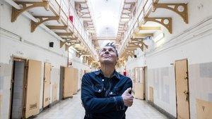 Un 'hippy' anglès a la presó Model de Franco