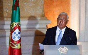 Costa posa en marxa el seu Govern a Portugal després de presentar el programa