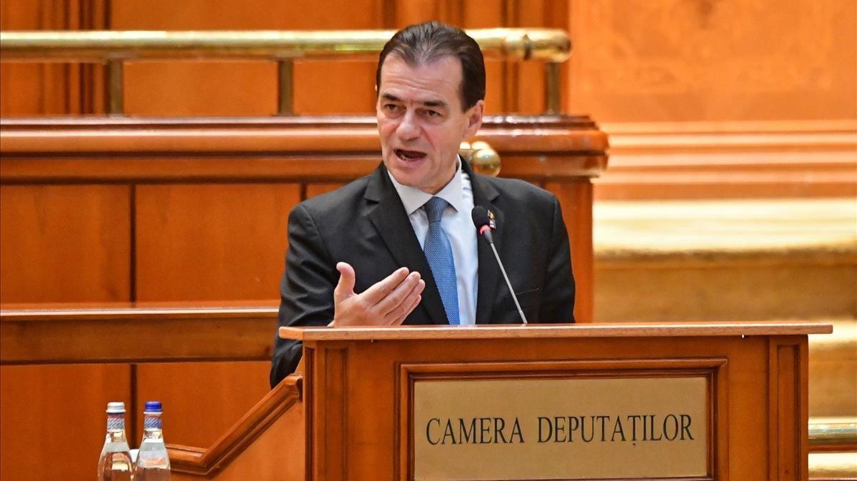 El conservador Ludovic Orban, nou primer ministre de Romania