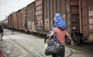 Metges sense Fronteres alerta de la crisi humanitària dels immigrants centreamericans amuntegats a Mèxic