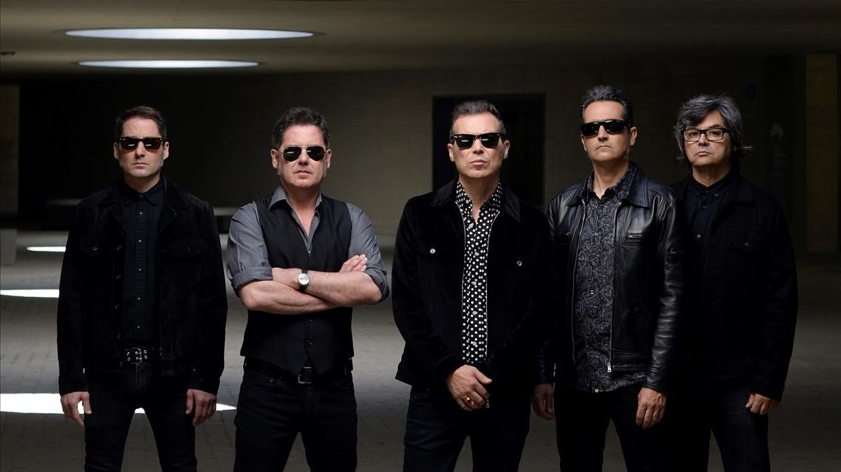José Ignacio Lapido: «Qui vulgui tranquil·litat, que no munti una banda de rock'n'roll»