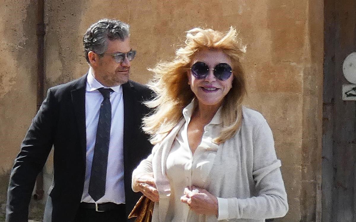 Carmen Cervera nomena el seu fill patró del Thyssen