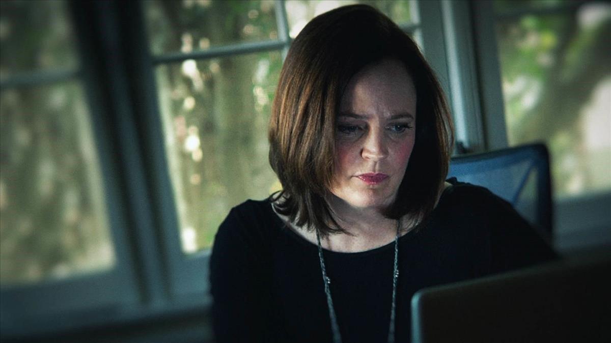 Michelle McNamara, la escritora en el centro de 'El asesino sin rostro'.