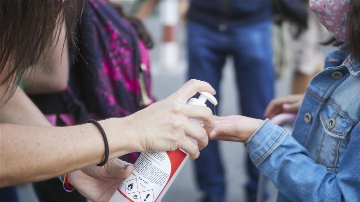 Catalunya no es planteja el tancament d'escoles, tot i que admet que hi haurà més contagis