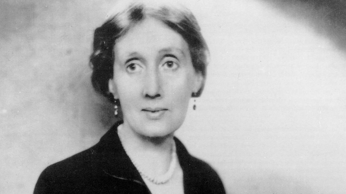 Una taula per a Virginia Woolf