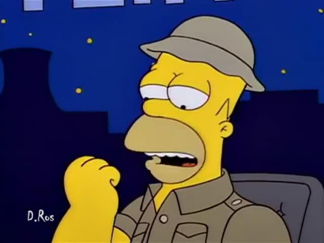 Rajoy es transforma en Homer entrevistat a Onda Cero.