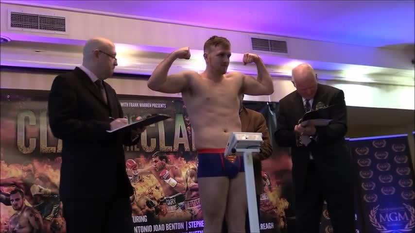 Tiroteo mortal durante el pesaje de un combate de boxeo en Dublín