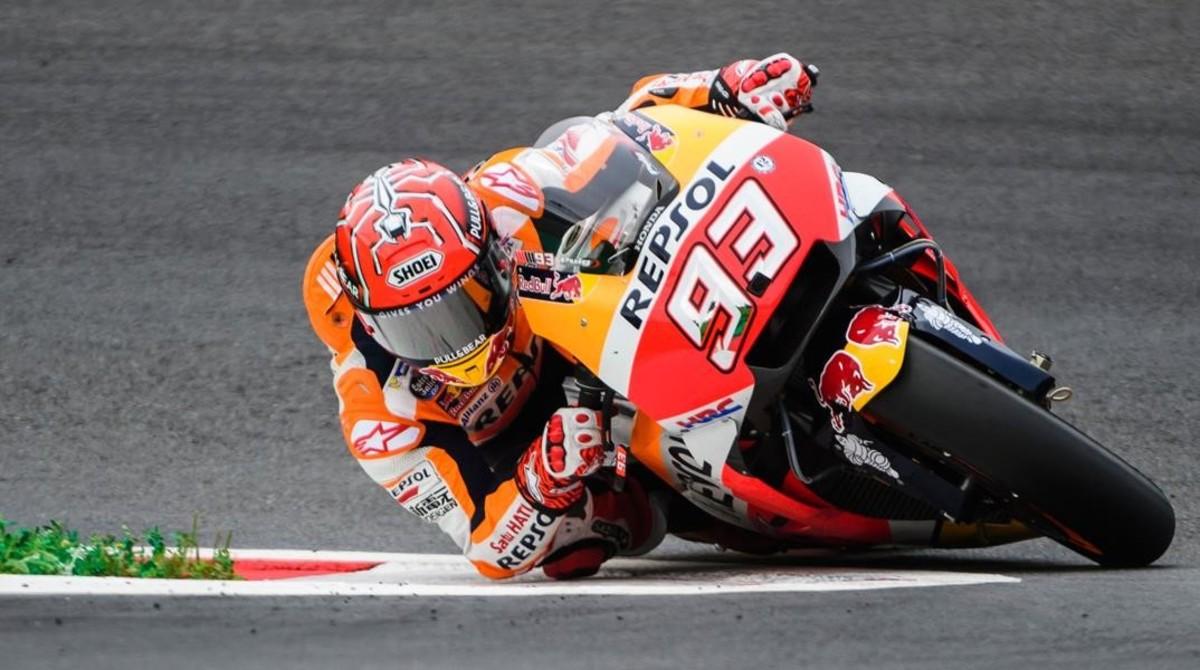 rozas39656878 repsol honda team s spanish rider marc marquez competes duri170812152823