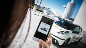 Servicio de movilidad de Nissan y DeNA