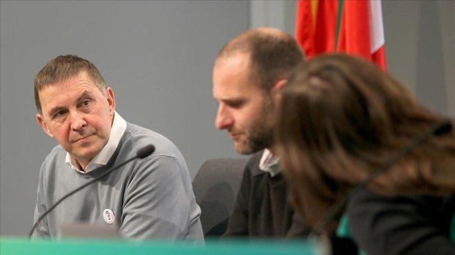 Las bases de EH Bildu avalan el 'sí' a los Presupuestos del Gobierno PSOE-Podemos