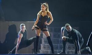 EL 2015 Ariana Grande, al Sant Jordi, fa dos anys.