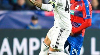 El juego sucio de Sergio Ramos