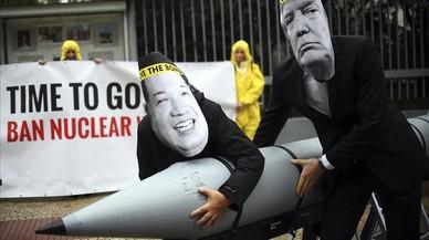 La Campaña Internacional para Abolir las Armas Nucleares, Nobel de la Paz 2017