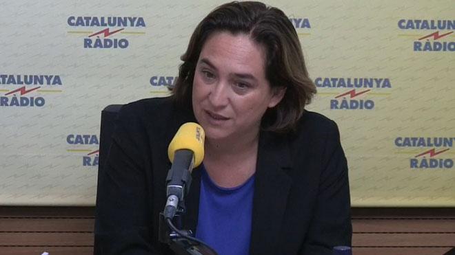 Ada Colau quiere acuerdos estables pero, si hace falta gobernar sola, lo hará.