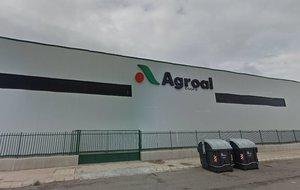 Vista exterior de las instalaciones de la empresa Agroal S.Coop.Valenciana en Alquerías del Niño Perdido (Castellón).