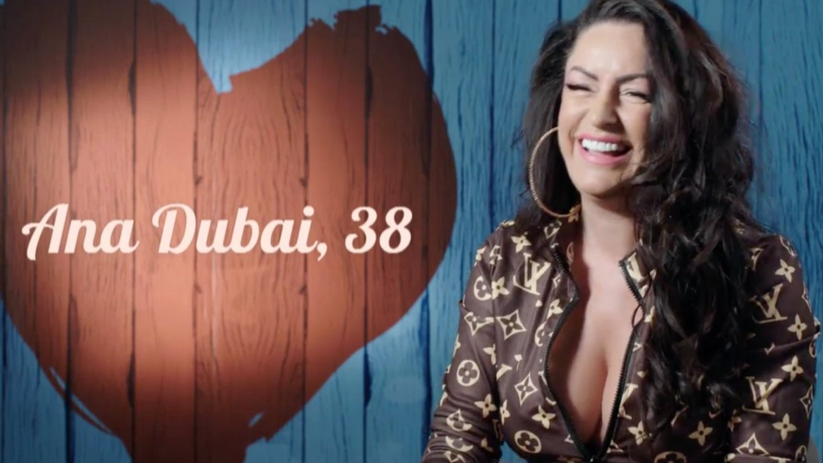 Ana Dubai en 'First Dates'.