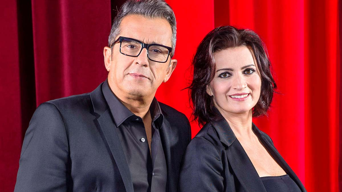 Andreu Buenafuente y Silvia Abril, listos para ofender en los Goya.