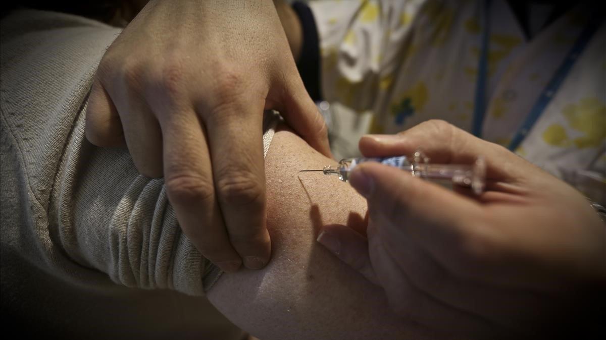 Se aplicarán vacunas para prevenir el sarampión