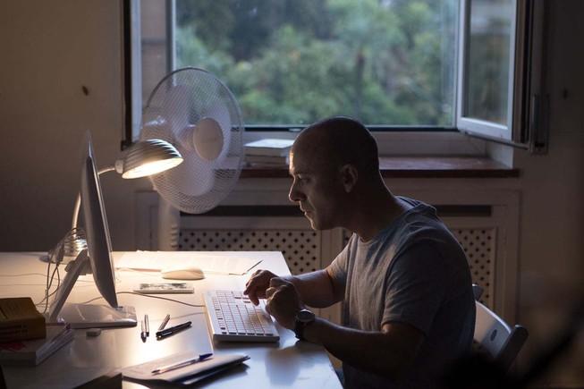 'El autor' y otras películas sobre escritores dolientes