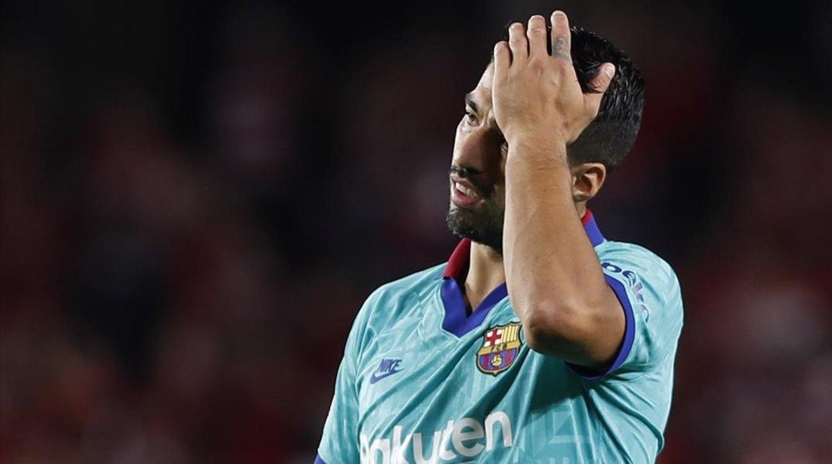 El Barça empieza a tener dolor de cabeza en esta Liga