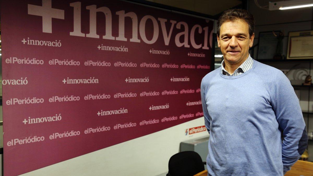 Carlos Sotelo, CEO y fundador de Silence.