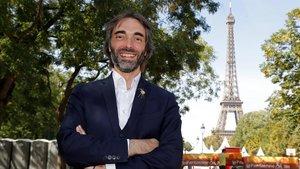 El candidato a la alcaldía de París, Cèdric Villani.
