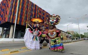 El Museo del Carnaval de Barranquilla, Colombia.
