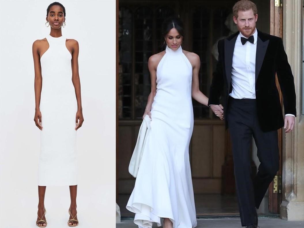 Zara Vende El Vestido De Boda De Meghan Markle Por 2595 Euros