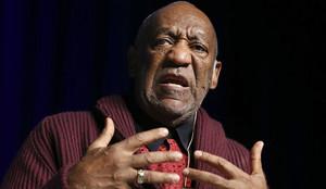 El cómico estadounidense Bill Cosby.