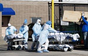 Tan sólo en la ciudad de Nueva York han muerto 23.775 personas por la enfermedad.