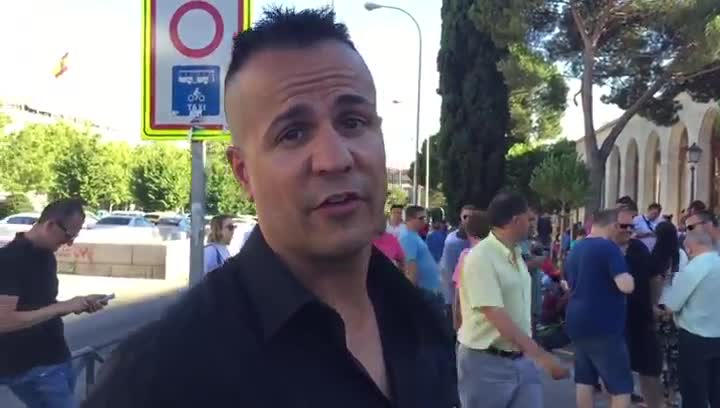 Declaraciones de Nacho Castillo, frente a Fomento