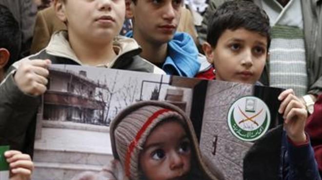 Unicef confirma casos de desnutrición severa en niños de la ciudad siria de Madaya