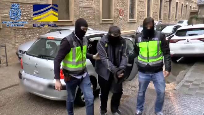 Detenidos los responsables de una famosa web neonazi en español.