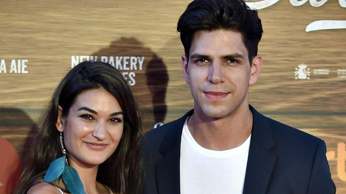 Diego Matamoros y su mujer Estela Grande, posibles participantes de 'GH DÚO'