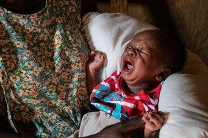 Epidemia Ébola: más de 700 niños y niñas han contraído la enfermedad
