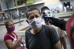 Los casos de coronavirus en Ecuador no han bajado