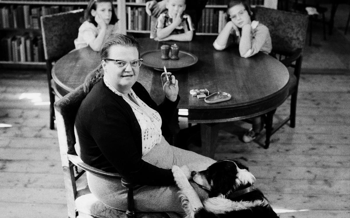 Shirley Jackson, l'horror darrere la vida domèstica